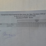 Résultats-juniors-dames