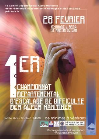 Championnat départemental Bréa