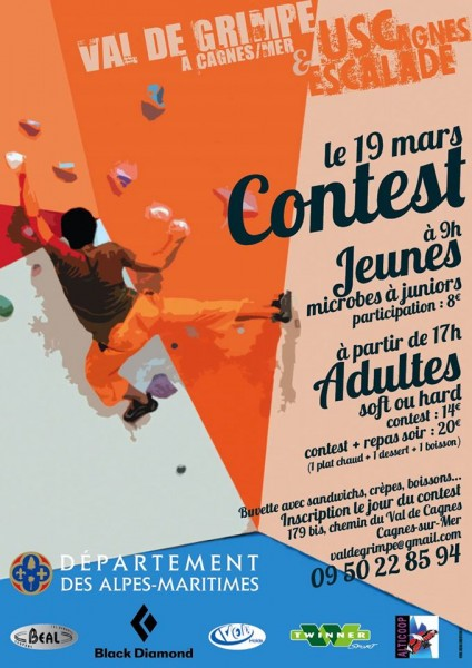 Contest VDG mars 2016